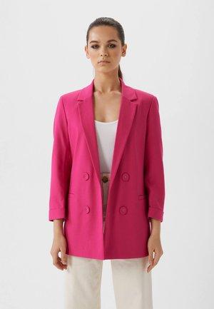 OFFENER ZWEIREIHER - Blazer - pink