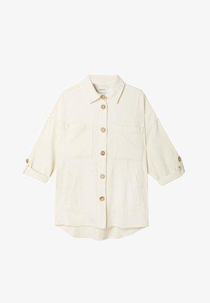RUSTIKALE - Lehká bunda - white