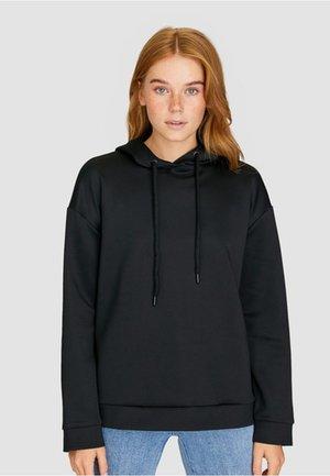 KAPUZEN-SWEATSHIRT  - Sweat à capuche - black