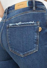 Stradivarius - Jeans Skinny Fit - blue - 4