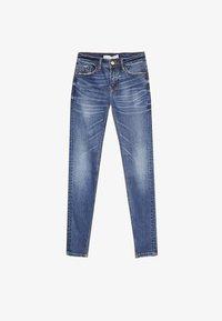 Stradivarius - Jeans Skinny Fit - blue - 5