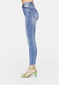 Stradivarius - Jeans Skinny Fit - blue denim - 2
