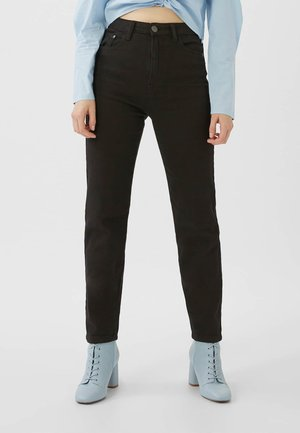 MOM - Slim fit jeans - black
