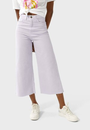 TWILL - Jeans baggy - mauve