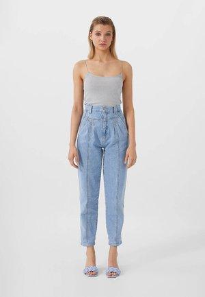 VINTAGELOOK - Straight leg jeans - blue denim