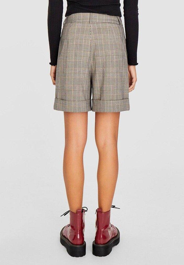 Stradivarius Shorts grey