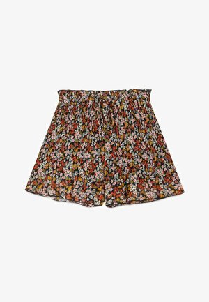 MIT PRINT - Shortsit - rose