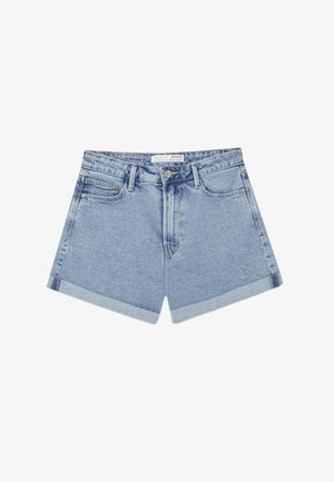 Short en jean - dark blue