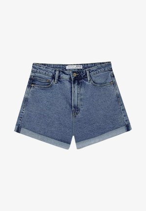 Short en jean - light blue