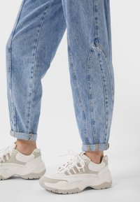 Stradivarius - Tuinbroek - blue denim - 3