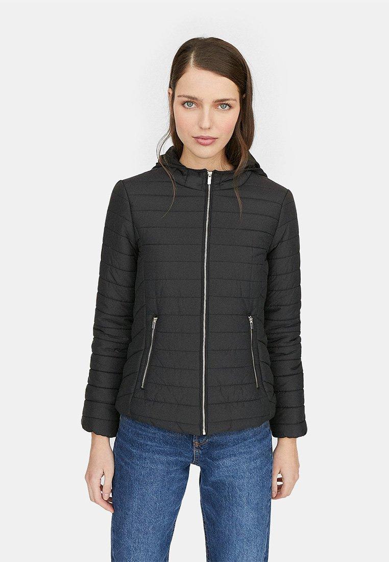 Stradivarius - Light jacket - black