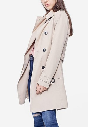 TRENCHCOAT 05800128 - Trench - stone