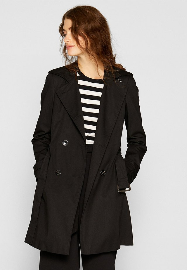 TRENCHCOAT 05800128 - Trenchcoats - black