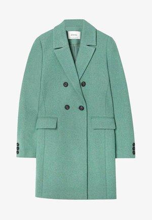 Manteau classique - green