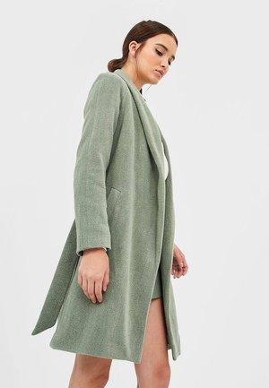 01822113 - Manteau classique - turquoise