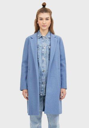 STRICKMANTEL 05899429 - Zimní kabát - dark blue