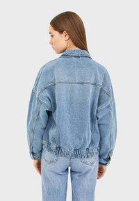 Stradivarius - 01765555 - Denim jacket - blue - 2