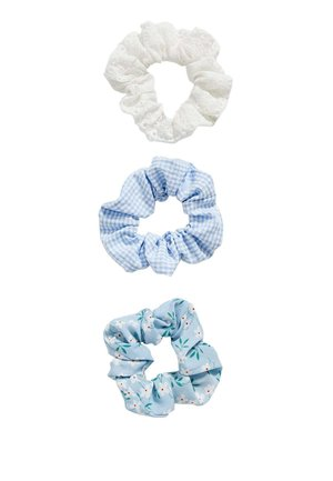3SET - Hair styling accessory - blue
