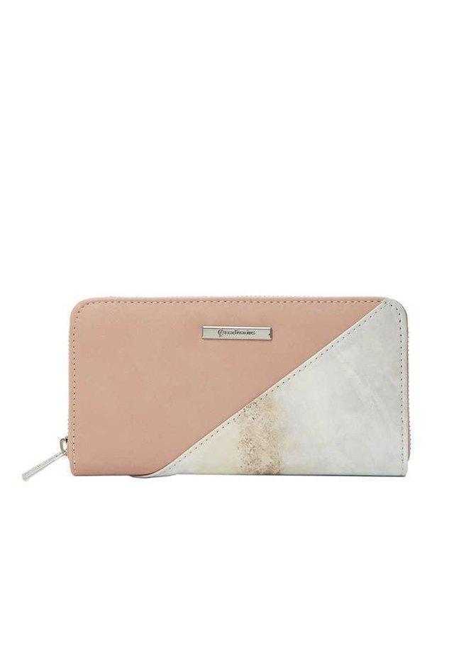 KARTENTASCHE IM COLOURBLOCK-DESIGN 00565001 - Punge - pink