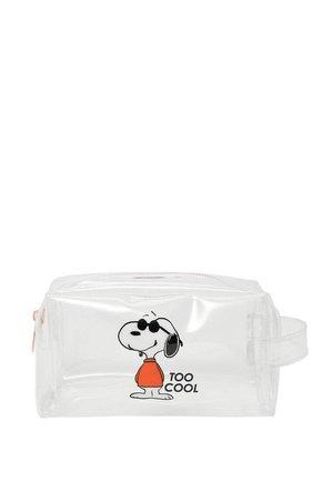 SNOOPY® - Kosmetická taška - black