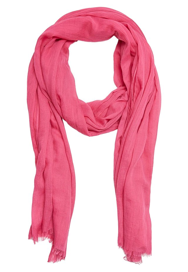 MIT BLUMENPRINT - Huivi - pink