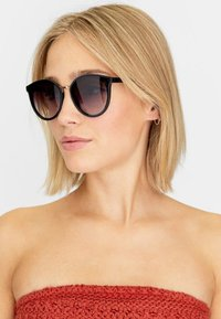 Stradivarius - Sunglasses - black - 2