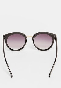 Stradivarius - Sunglasses - black - 3