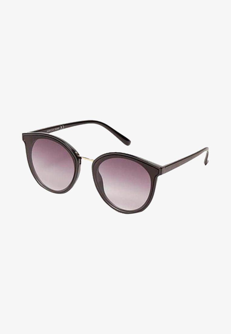Stradivarius - Sunglasses - black