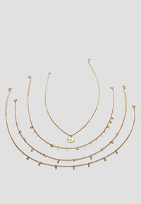 Stradivarius - 4 SET - Ketting - gold-coloured - 4