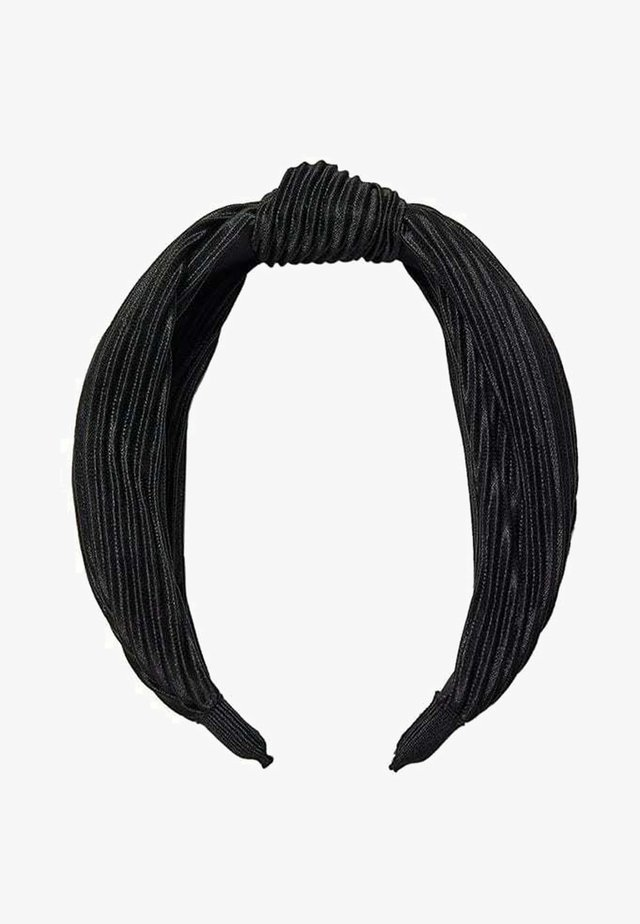 STARRER PLISSÉE - Hair styling accessory - black