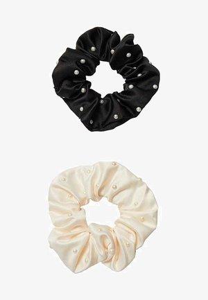2 PACK - Accessoires cheveux - black