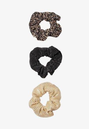 3PACK - Accessoires cheveux - black
