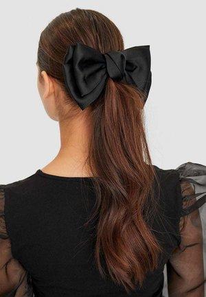 MIT SATINEFFEKT - Accessori capelli - black
