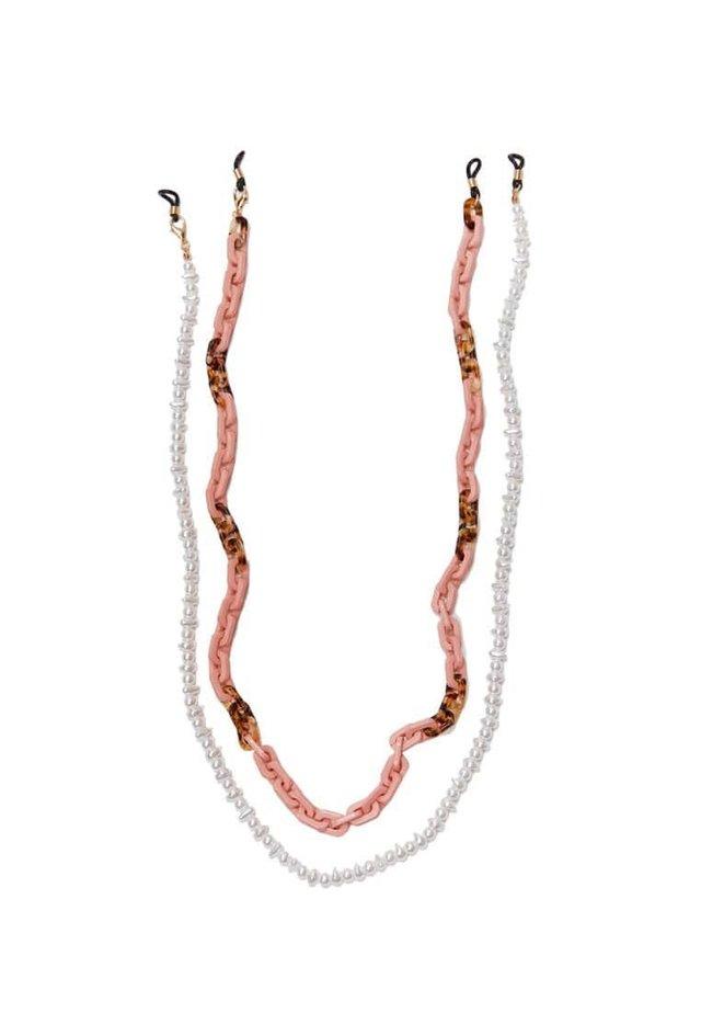 FEINE BRILLENKETTE 00110011 - Accessorio - pink