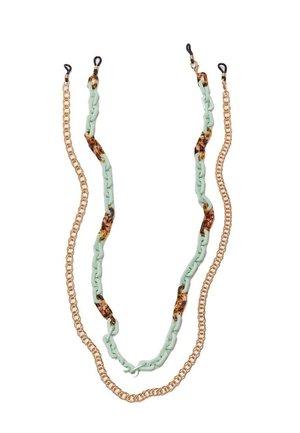 FEINE BRILLENKETTE 00110011 - Other - turquoise