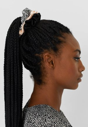 3 PACK - Akcesoria do stylizacji włosów - black
