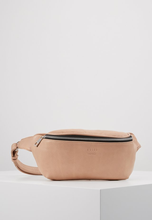 ANOUK BUMBAG - Bum bag - powder