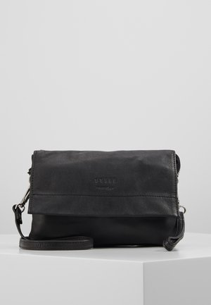 ANOUK CROSSBODY - Schoudertas - black