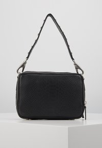 Still Nordic - ROOM CROSSBODY - Handtasche - black - 2