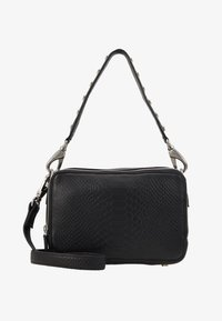 Still Nordic - ROOM CROSSBODY - Handtasche - black - 5