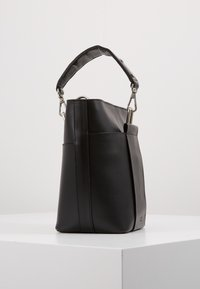 Still Nordic - APRIL BUCKET BAG - Handtas - black - 4
