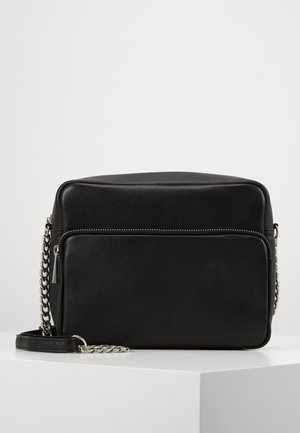 AGNES SHOULDERBAG - Torba na ramię - black
