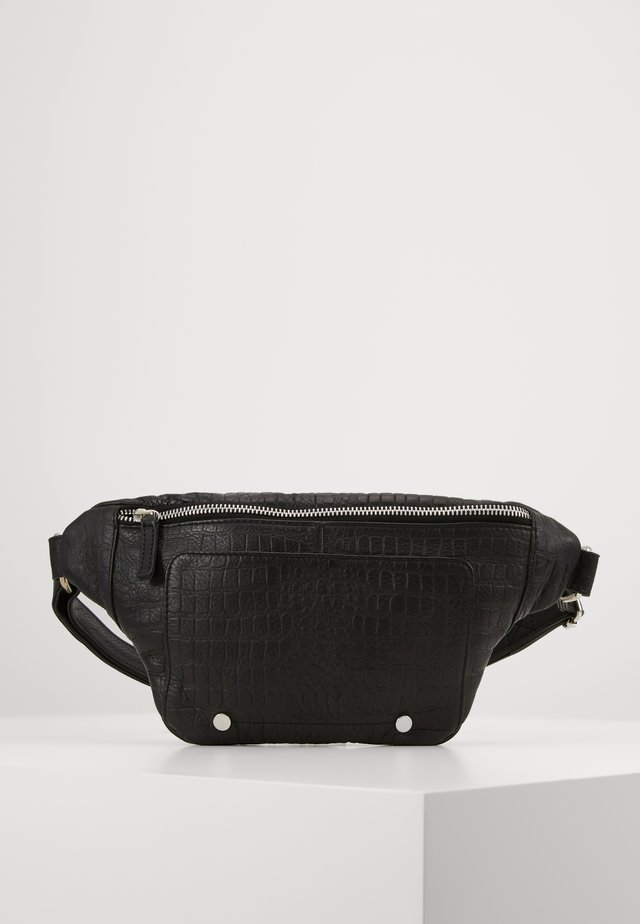 ALBERTE BUMBAG - Bum bag - black