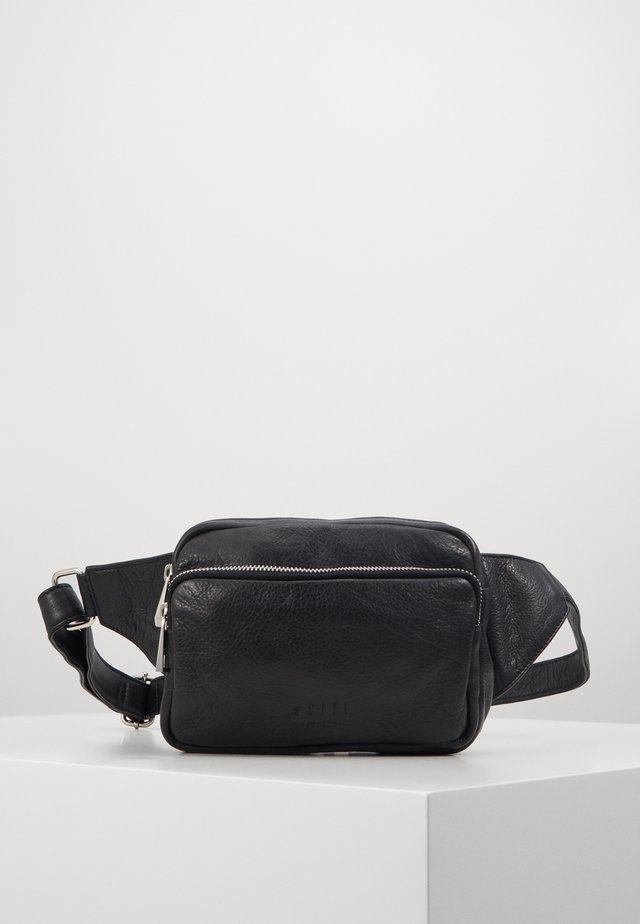 AGNES BUMBAG - Bum bag - black
