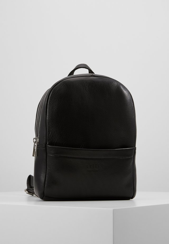 ANOUK CITY BACKPACK - Reppu - black