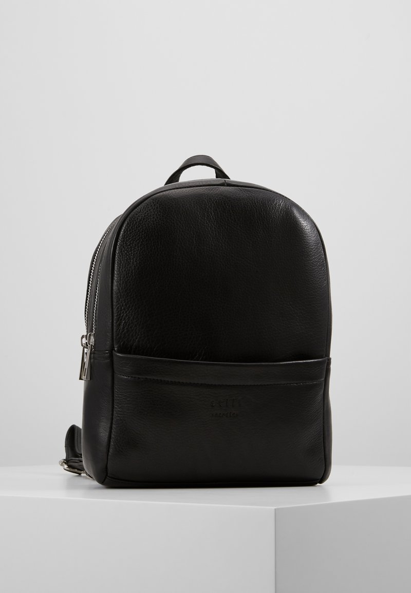 Still Nordic - ANOUK CITY BACKPACK - Rucksack - black