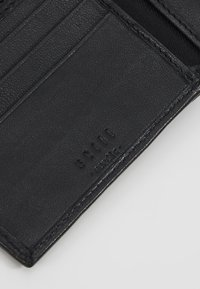 Still Nordic - DROP MENS WALLET - Wallet - black