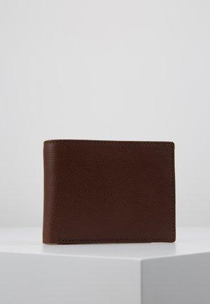 DROP MENS WALLET - Peněženka - brown