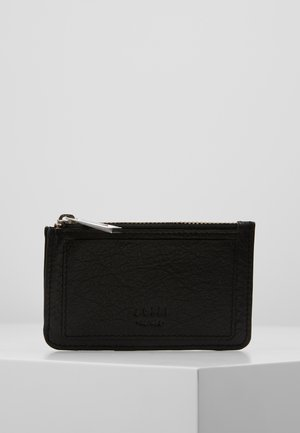 THUNDER CREDIT CARD HOLDER ZIP - Visitkortsfodral - black