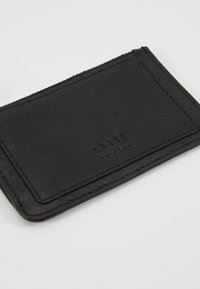 Still Nordic - THUNDER CREDIT CARD HOLDER ZIP - Pouzdro na vizitky - black - 2
